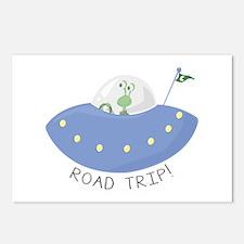 Road Trip Postcards (Package of 8)