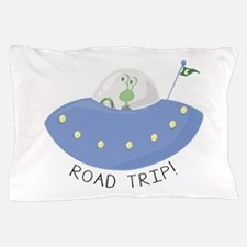 Road Trip Pillow Case