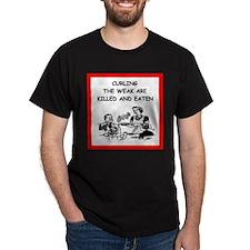 curling T-Shirt