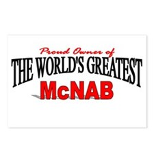 """""""The World's Greatest McNab"""" Postcards (Package of"""