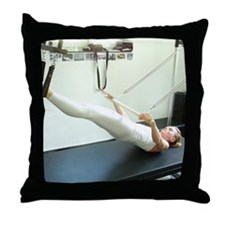 Jeanne  Throw Pillow