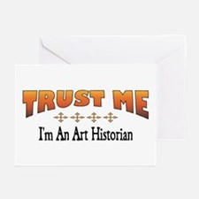 Trust Art Historian Greeting Cards (Pk of 10)