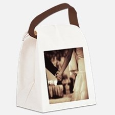 Funny Boda Canvas Lunch Bag