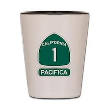 Pacifica PCH CA 1 Shot Glass