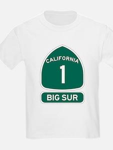 Big Sur - PCH - CA1 T-Shirt