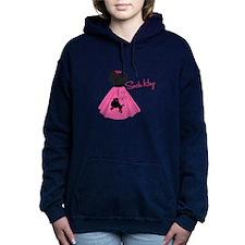 Sock Hop Women's Hooded Sweatshirt