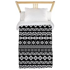 Aztec Influence Ptn (iii) Wb Twin Duvet
