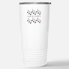 Music Is My Passion Travel Mug