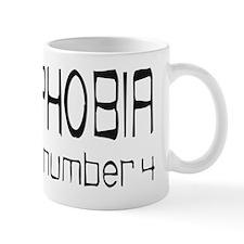 Fear Of Four Mug
