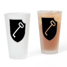 1. SS-Panzer-Division Leibstandarte Drinking Glass