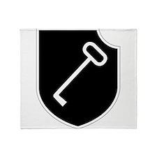 1. SS-Panzer-Division Leibstandarte- Throw Blanket