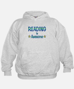 Reading is Awesome Hoodie