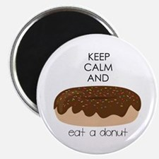 Eat A Donut Magnets