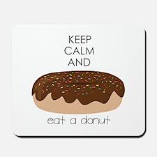 Eat A Donut Mousepad