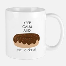 Eat A Donut Mugs