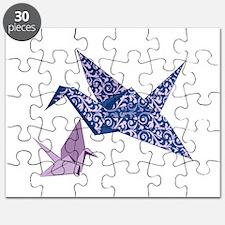 Origami Crane Puzzle