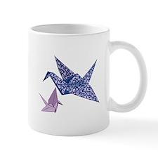 Origami Crane Mugs