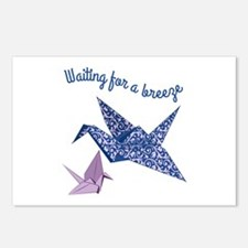 Waiting For A Breeze Postcards (Package of 8)