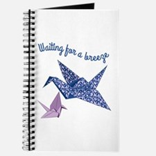 Waiting For A Breeze Journal