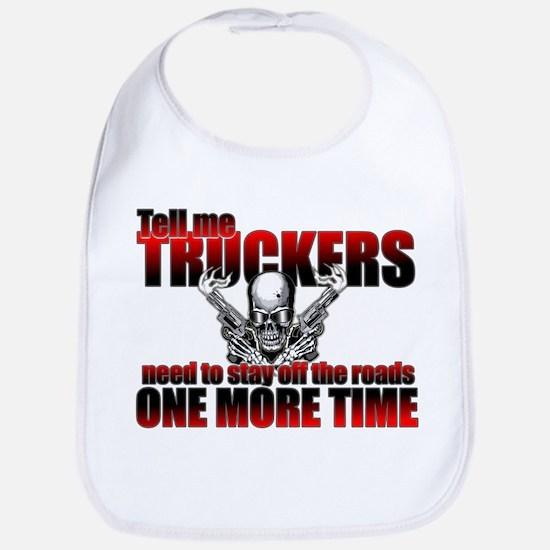 Trucker Threat Bib