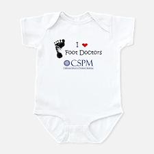CSPM Infant Bodysuit