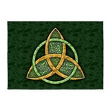 Celtic knot 5x7 Rugs