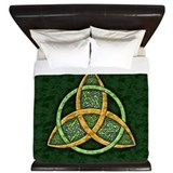 Irish Luxe King Duvet Cover