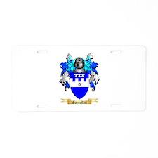 Gabriellini Aluminum License Plate