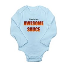 I bathe in Awesome Sauce Body Suit
