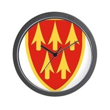 32nd Army Air Defense Command.png Wall Clock