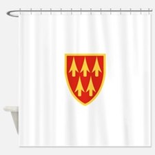 32nd Army Air Defense Command.png Shower Curtain