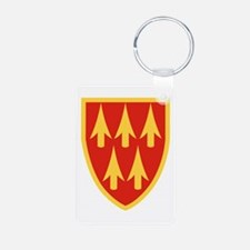32nd Army Air Defense Command Keychains