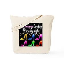 MANAGER DIVA Tote Bag