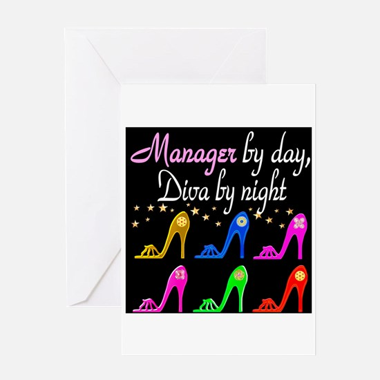 Female Boss Birthday Greeting Cards – Birthday Card for Manager