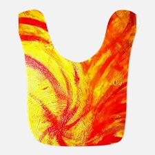 Fire Phoenix Bib