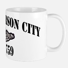 USS JEFFERSON CITY Mug