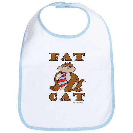 Fat Cat Bib