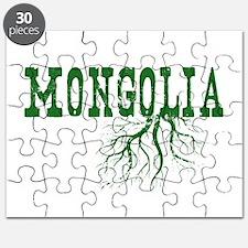 Mongolia Roots Puzzle