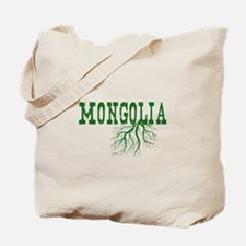 Mongolia Roots Tote Bag