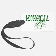 Mongolia Roots Luggage Tag