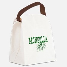 Mongolia Roots Canvas Lunch Bag