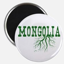 """Mongolia Roots 2.25"""" Magnet (10 pack)"""