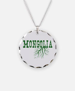 Mongolia Roots Necklace