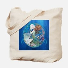 Clive Pearl Mermaid Tote Bag