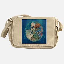 Clive Pearl Mermaid Messenger Bag