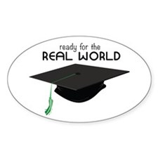 The Real World Decal