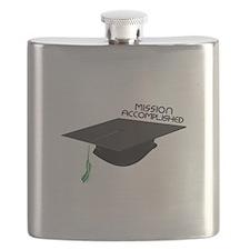 Misson Accomplished Flask