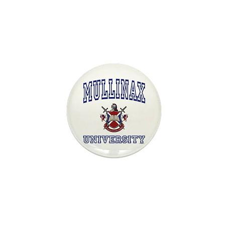MULLINAX University Mini Button