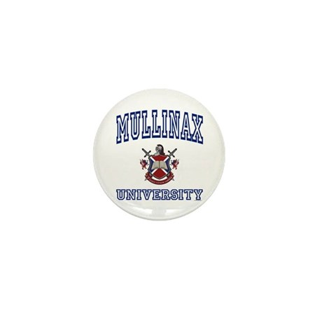 MULLINAX University Mini Button (100 pack)