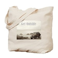 Get Outside FJ40 Tote Bag